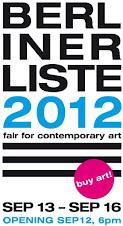 Kunstherbst - Berliner Liste - Septiembre 2012
