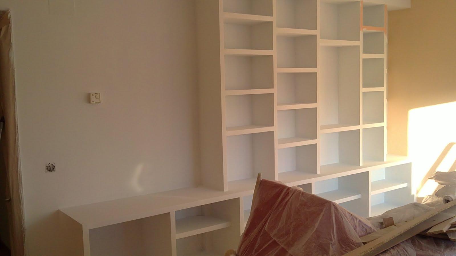 Muebles De Escayola Para El Salon Great Muebles Escayola Para El  # Muebles Murales