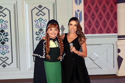 Stefany Vaz e Patricia Abravanel - Crédito: Lourival Ribeiro/SBT