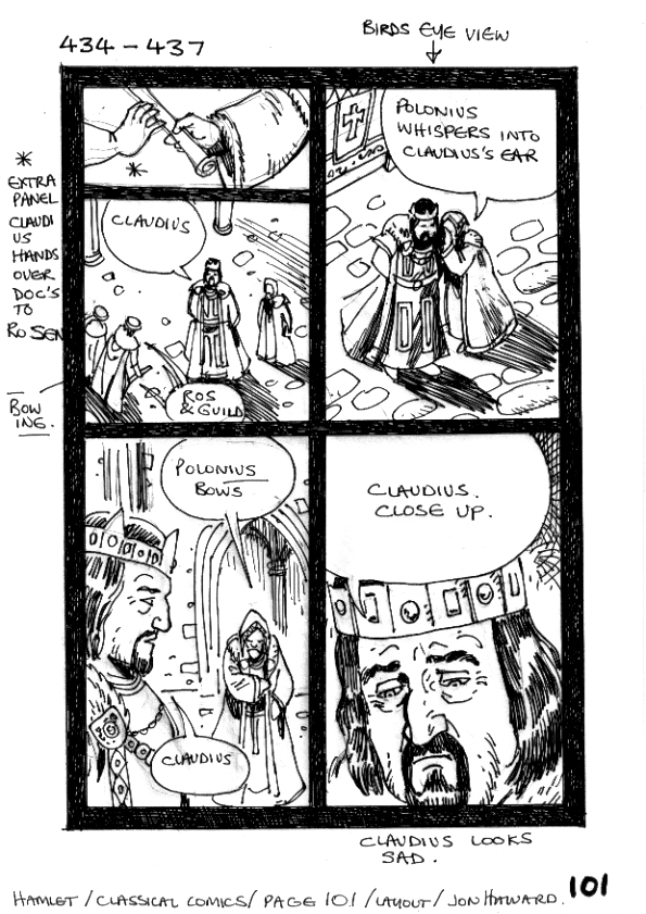 hamlet comparison rough edit Manuel duran, for instance, compared hamlet to cervantes' don quixote as in  both  at these decisive moments hal is not afraid to cut the knot and hesitates  at  he is not afraid to take harsh decisions or be cruel to his acquaintances and .