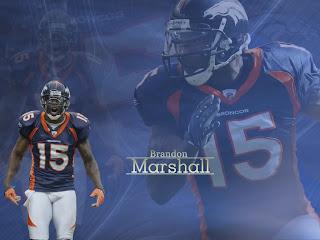 Brandon Marshall Wallpaper