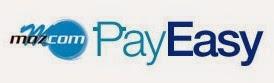 MOZCOM / PayEasy logo