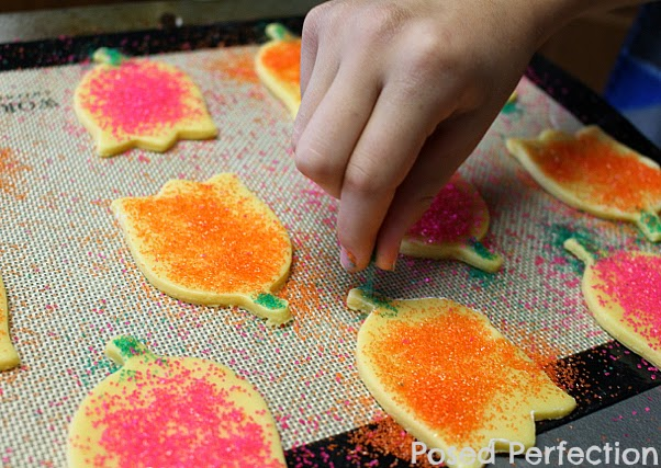 Mix and Roll Sugar Cookies Decorating