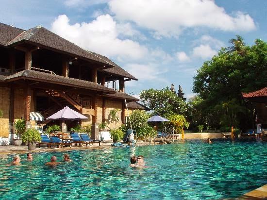 Kumpulan Daftar Nama Hotel di Pantai Kuta Bali