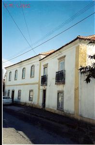 Antiga residência do Ex. Sr. Doutor Acácio Borges