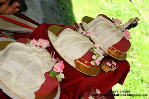 Wedding fondant Cakes
