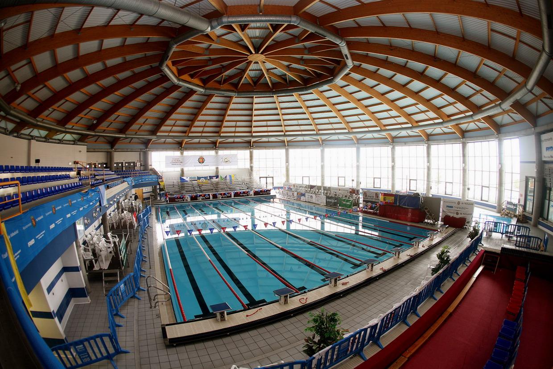 Club nataci n bajo arag n resultados 5 6 jornada fass for Piscina parquesol