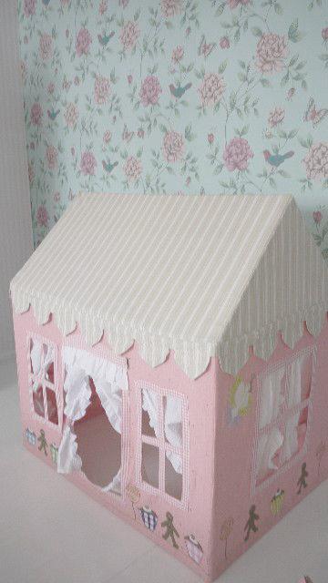 Old new pink and blue roze prinsessenkamer - Hoe roze verf ...