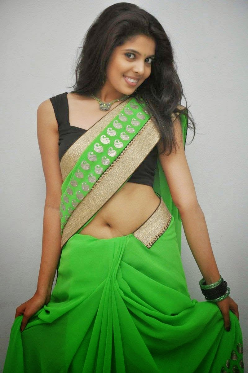 Telugu actress Shravya Reddy hot and spicy navel show | Cine ...