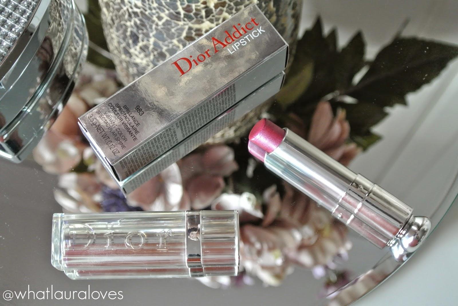 Dior Addict Lipstick in 983 Insoumise