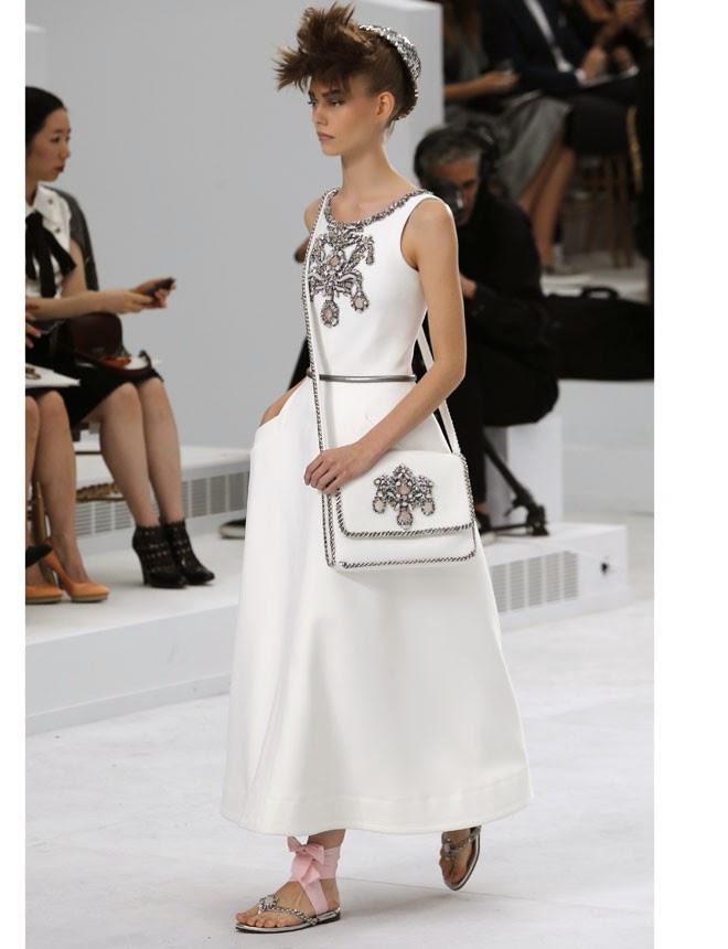 Chanel Alta Costura París OI 2014/15
