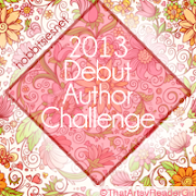 2013 Debut Author Challenge