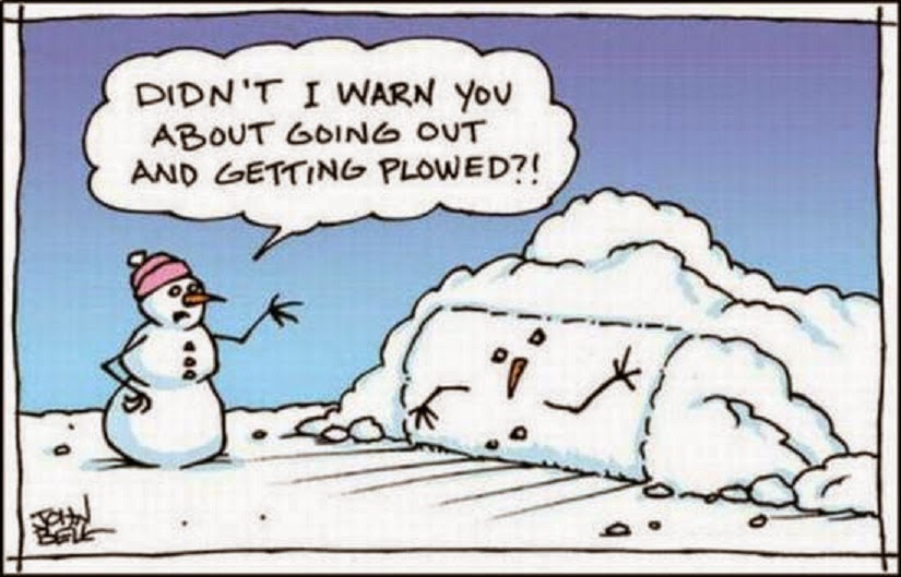 Image result for funny jokes about snow