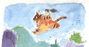 Mononoke Hime - Miyazaki's 1980 Book