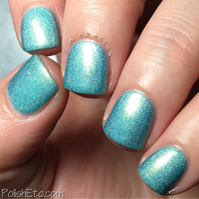 The Holo Hookup - Elements Box - McPolish - Takko Lacquer WATER