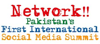 Network Pakistan&#8217;s first international social media summit