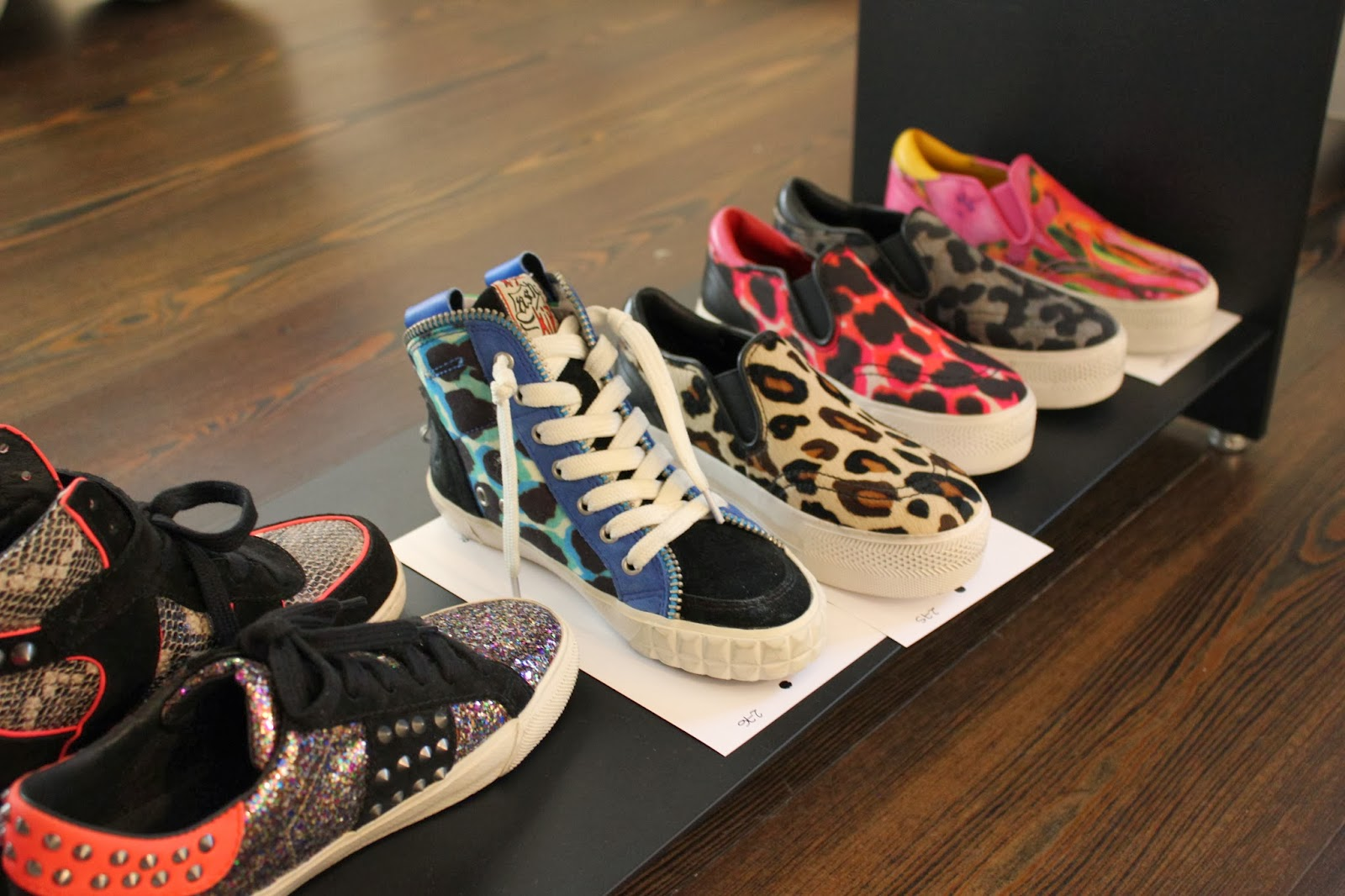 Sneakers Ask SS2014