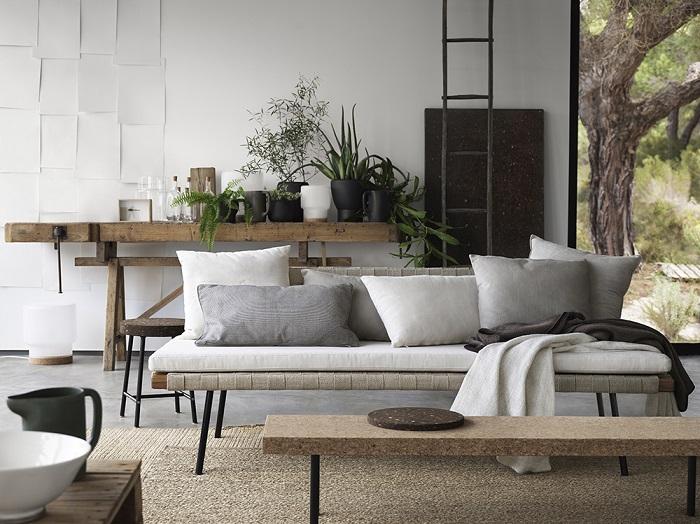 wohnzimmer fliesen 2016:IKEA tampoco se olvida de los muebles de rattan o mimbre, y nos