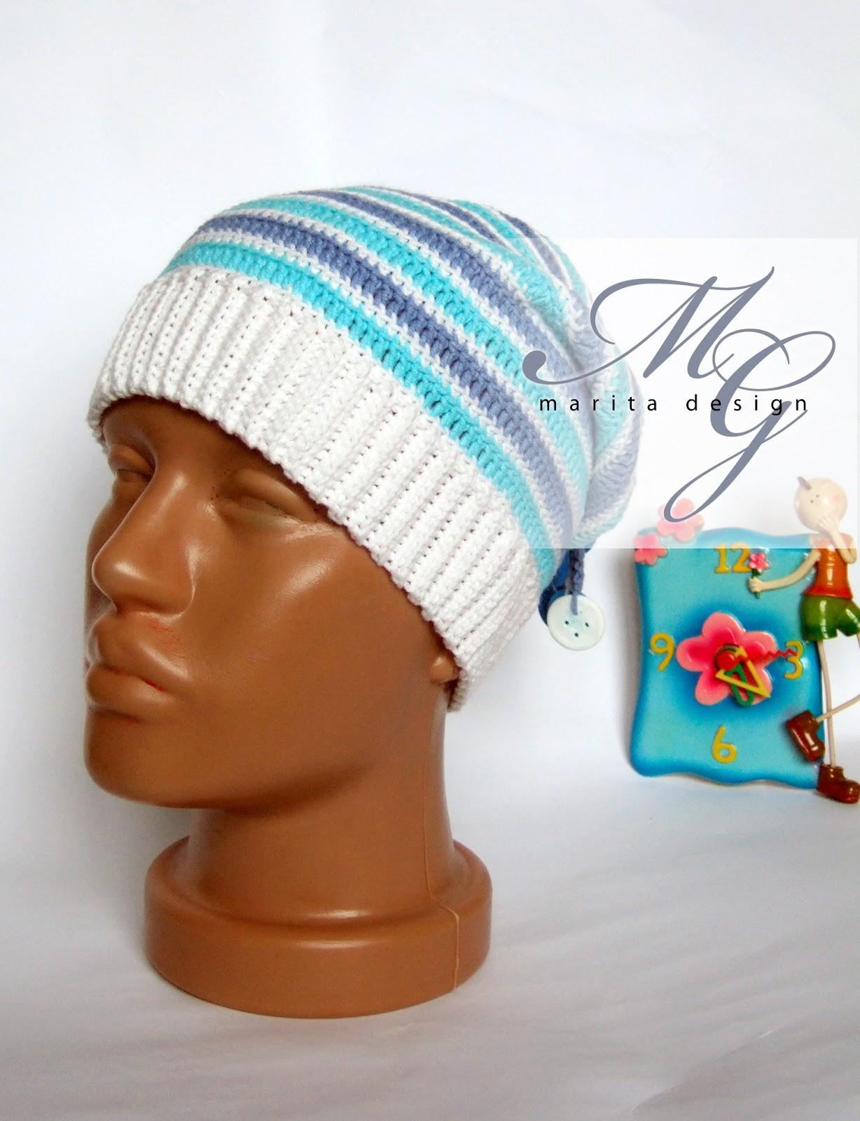 схемы вязания резинок для шапок