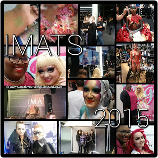 IMATS, London, IMATS LONDON 2015, makeup, tradeshow, sonya loves makeup,