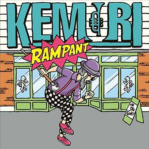 [MUSIC]  KEMURI – RAMPANT  (2014.10.08/MP3/RAR)