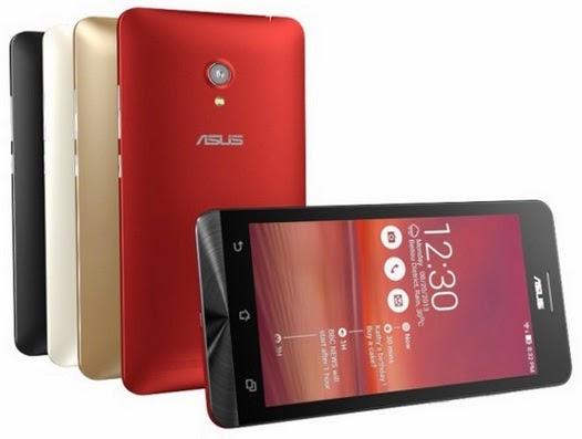Asus Zenfone 4S Android KitKat Murah Rp 1 Jutaan