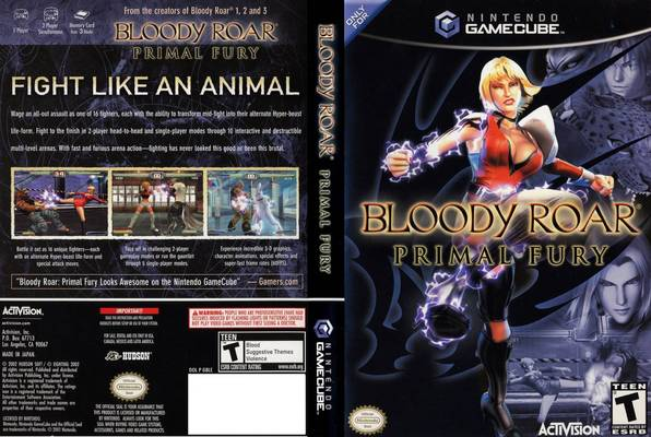 film bloody roar sub indo