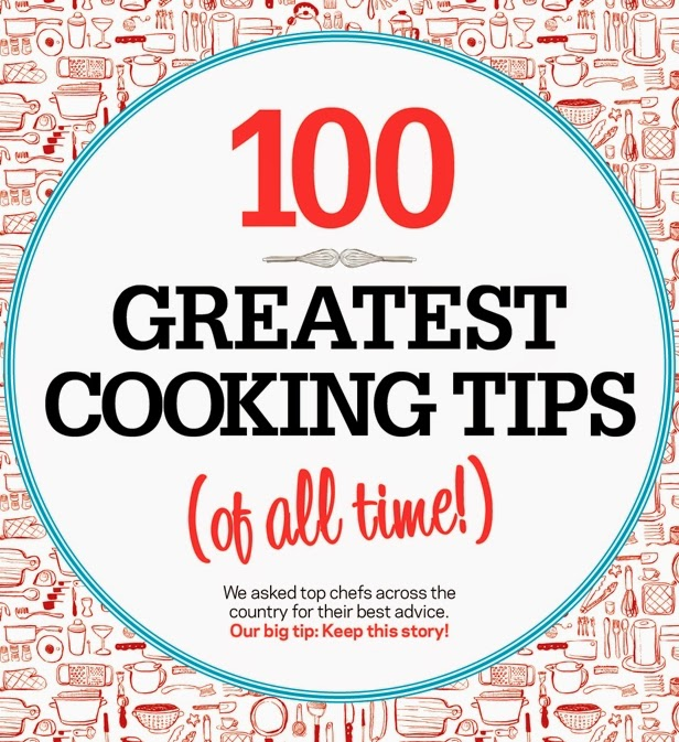 100 Greatest Cooking Tips (of all time)
