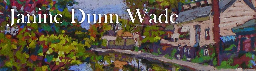 The artwork of Janine Dunn Wade