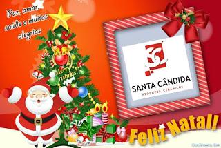 Cerâmica Santa Cândida de Caldas Brandão envia mensagem de Fim de Ano a todos
