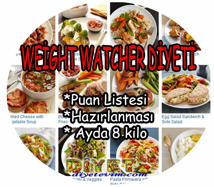 weight watchers türkçe
