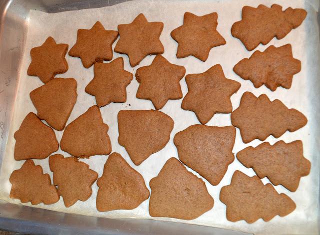 Имбирное печенье1