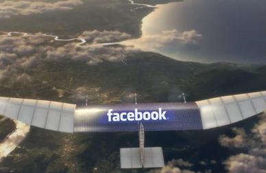 Facebook Membuat Project Drone
