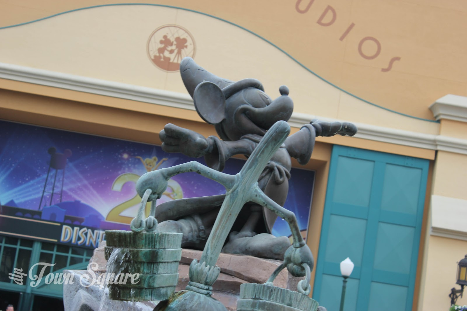 Sorcerer Mickey Statue