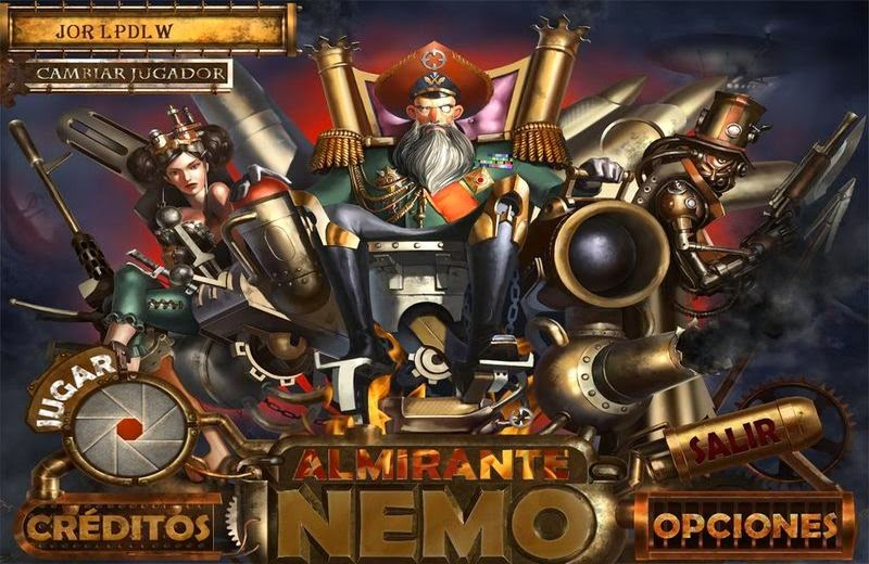 Admiral Nemo PC Full [MEGA]
