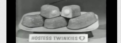 Hostess Twinkies 1950s Commercial