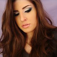 evening makeup look