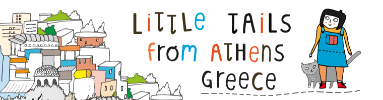 Little tails from athens greece