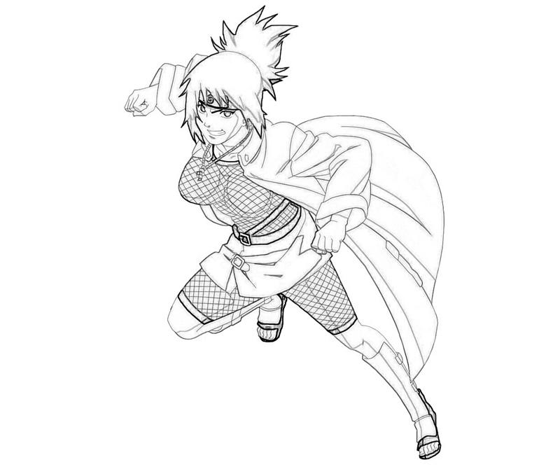 printable-naruto-anko-mitarashi-funny_coloring-pages-3