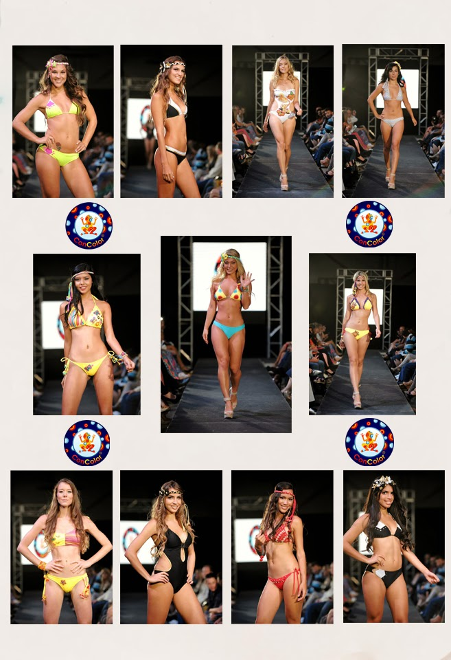 ConColor Imports swimwear runway show www.simplysassysstyle.com