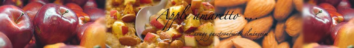 Apple amaretto