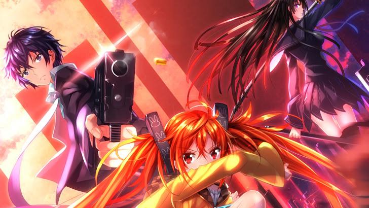 Black Bullet Anime 04