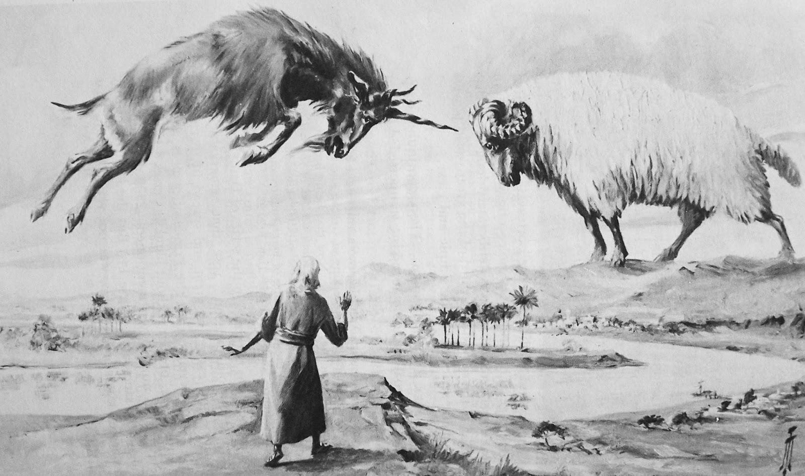 Prophet daniel studies into book of daniel 8 by dr william h shea the ram and goat of daniel 8 buycottarizona