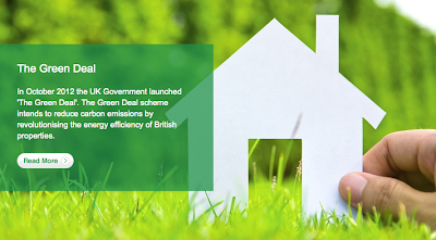 The Green Deal Hub – Bringing the latest Green Deal information for home owners, installers and providers