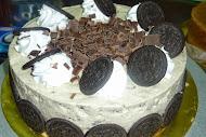 Oreo Cheese kek ~ RM 60.00