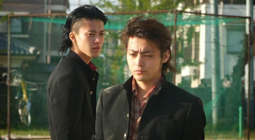 Foto serizawa dan genji 41