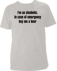 funny t-shirt quotes beer