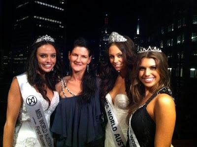 Miss World Australia 2011 - Amber Greasley