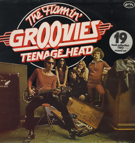 Flamin Groovies Teenage Head