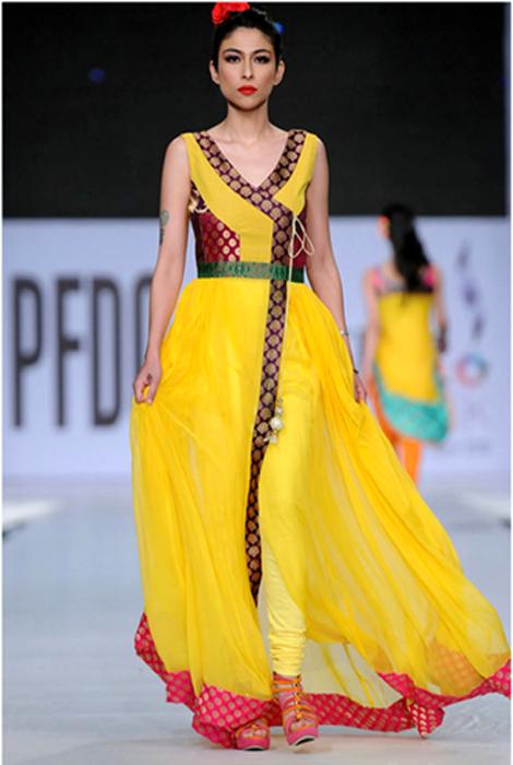 Latest Beautiful Designer Dress Designs For Girls